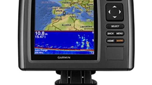 Garmin echomap 52dv with transducer fish finder shop for Garmin ice fishing transducer