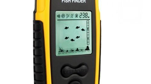 Venterior fish finder shop for Venterior portable fish finder