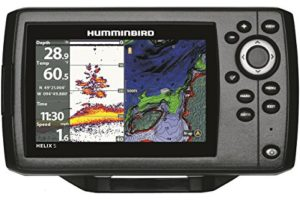 Fish finder portable fish finder for Hummingbird fish finders helix 7
